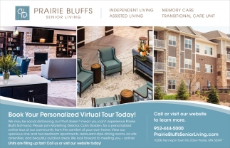 Book Your Personalized Virtual Tour Today!