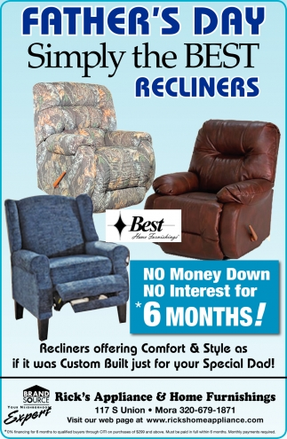 Simply the Best Recliners