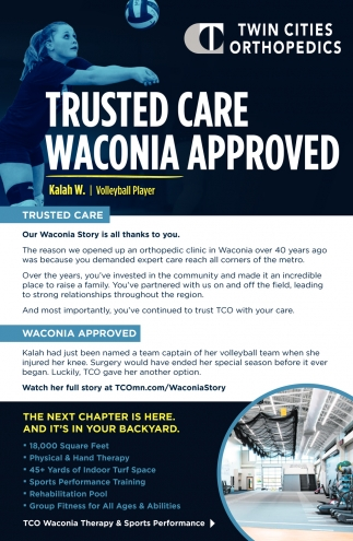 Trusted Care Waconia Approved