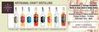 Artisanal Craft Distilling