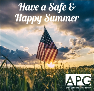 Have a Safe & Happy Summer
