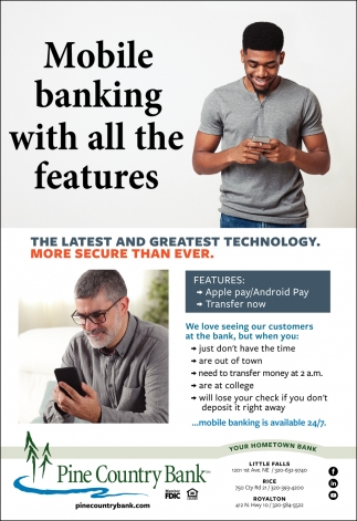 Mobile Banking with All the Features