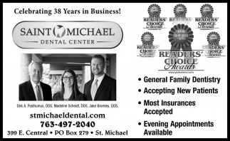 Celebrating 38 Years in Business!