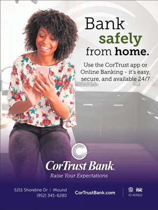 Bank Safely from Home