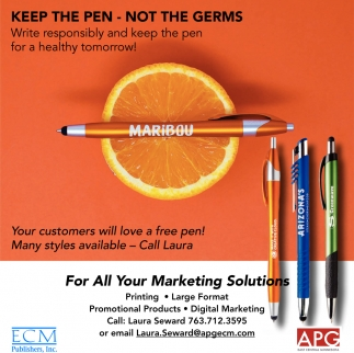 For All Your Marketing Solutions