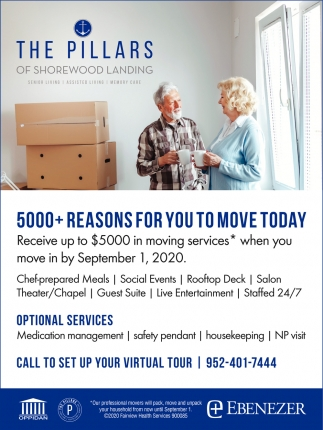 5000+ Reasons for You to Move Today