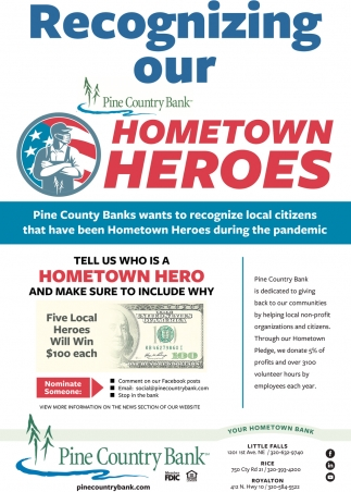 Recognizing Our Hometown Heroes