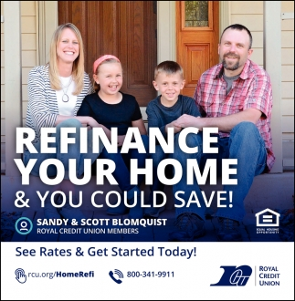 Refinance Your Home & You Could Save!