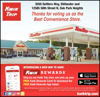Thanks for Voting Us as the Best Convenience Store