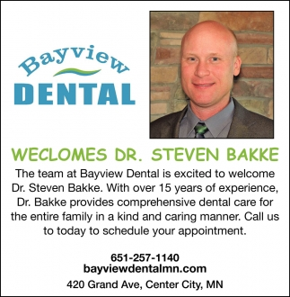 Call Us to Today to Schedule Your Appointment