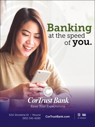 Banking at the Speed of You