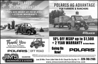 Polaris Heroes Advantage