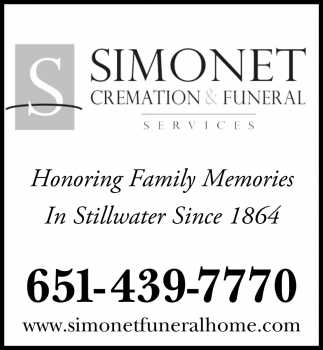Honoring Family Memories in Stilwater Since 1864