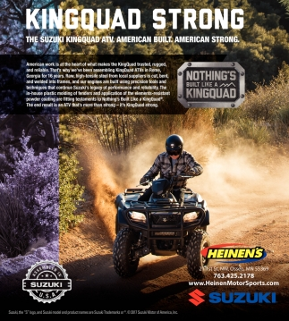 Kingquad Strong