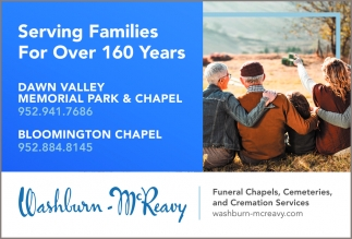Serving Families for Over 160 Years