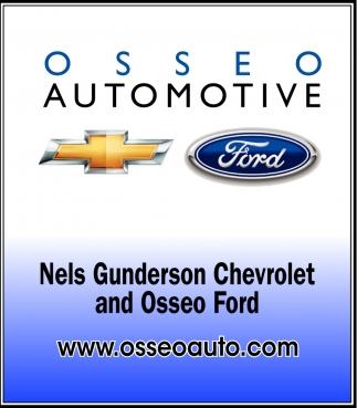 Nels Gunderson Chevrolet Osseo Automotive Osseo Wi