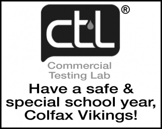 Have a Safe & Special School Year