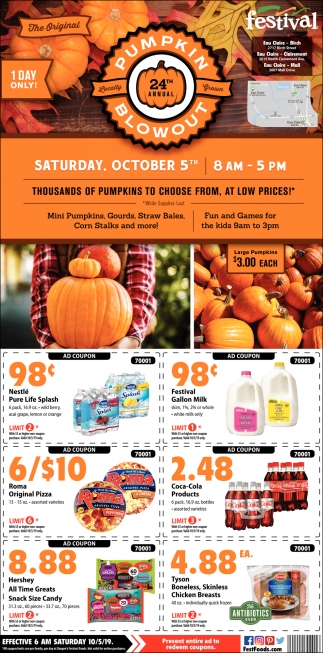24th Annual Pumpking Blowout