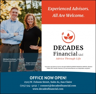 Experienced Advisors