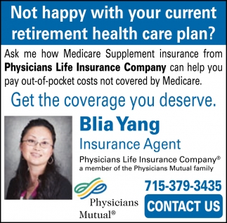 Not Happy With Your Current Retirement Health Care Plan?