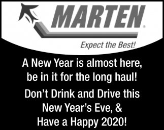 Have a Happy 2020