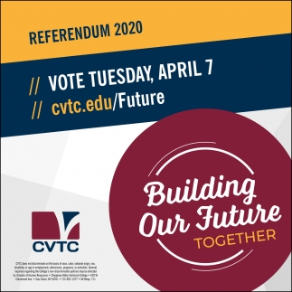Vote Tuesday, April 7