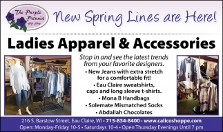 New Spring Line Are Here