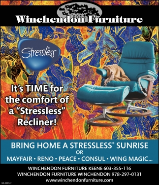 Bring Home A Stressless Sunrise