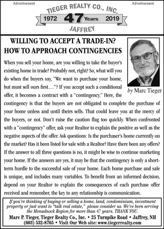 Willing To Accept A Trade-In?