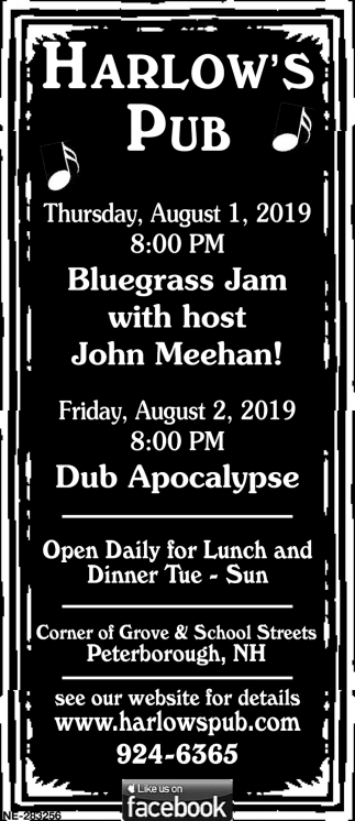 Bluegrass Jam With John Meehan!