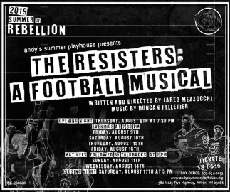 The Resisters: A Football Musical