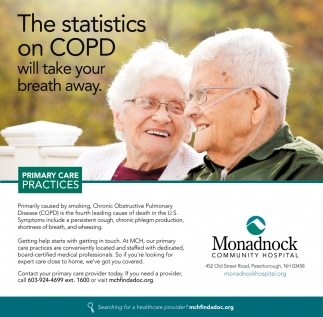 The Statistics On COPD Will Take Your Breath Away