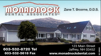 Monadnock Dental Associates