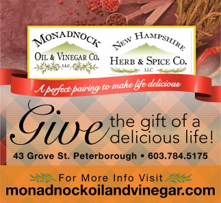 Give The Gift Of Delicious Life!