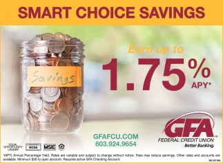 Smart Choice Savings