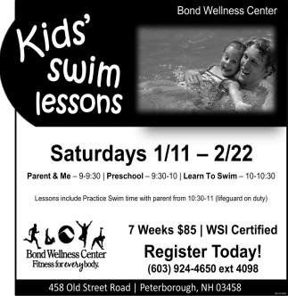 Kids' Swim Lessons