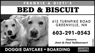 Bed & Biscuit