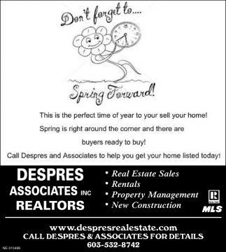 Real Estate Sales - Rentals - Property Management