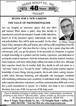 Ready For A New Career?