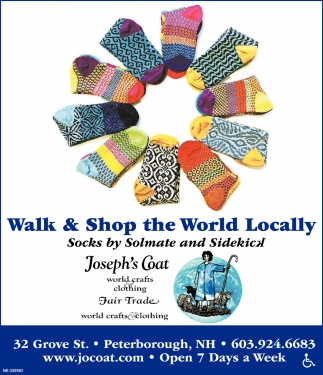Walk & Shop The World Locally
