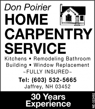 Home Carpentry