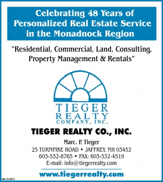 Celebrating 48 Years Of Personalized Real Estate Service