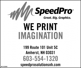 We Print Imagination