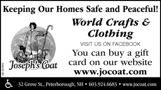 World Crafts & Clothing