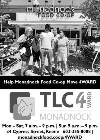 Help Monadnock Food Co-op Move 4Ward