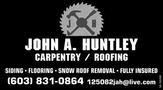 Siding - Flooring - Snow Roof Removal