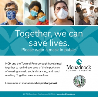 Together, We Can Save Lives.