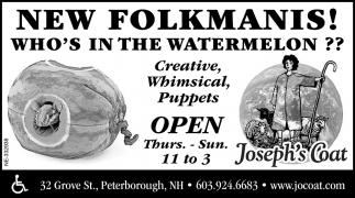 New Folkmanis!