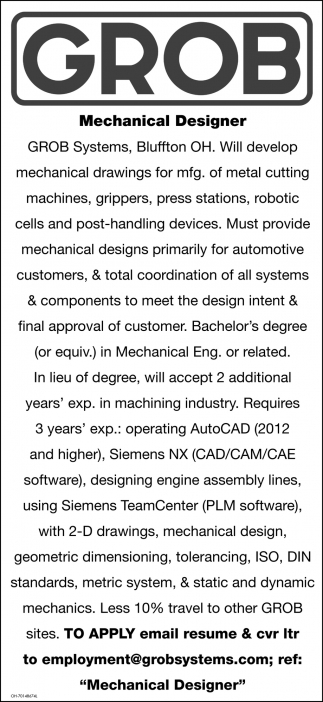 Mechanical Designer