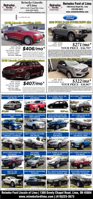 Reineke Family Dealerships